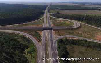 DNIT libera ao trânsito a interseção de acesso a Charqueadas, na BR-290 - Portal de Camaquã