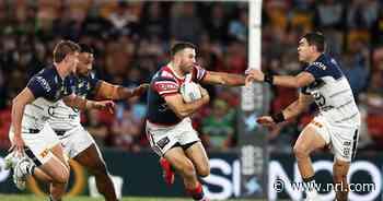NRL 2021, Sydney Roosters v North Queensland Cowboys, James Tededsco put us on his shoulders says Robinson - NRL.COM