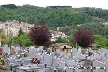 Société - Face au manque de place, la mairie de Thiers lance une campagne de reprises de concessions au cimetière des Limandons - La Montagne