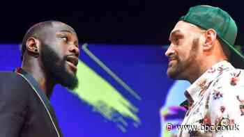 Tyson Fury: 'Deontay Wilder wants $20m to let Anthony Joshua fight happen'