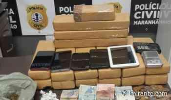 Homem é preso com mais de 15 kg de maconha em Bacabal - Imirante.com