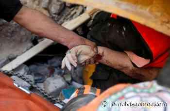 Israelitas dão força a continuidade de ataques em Gaza - Jornal Visão Moz