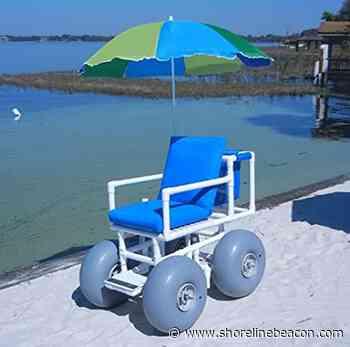 Waterproof wheelchairs at Saugeen Shores beaches? - Shoreline Beacon