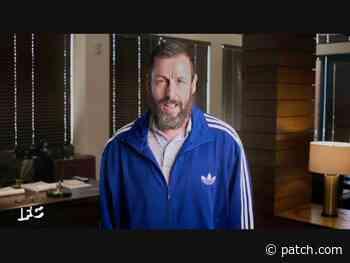 Adam Sandler Appears In New Viral Video Shooting Hoops In Roslyn - Patch.com