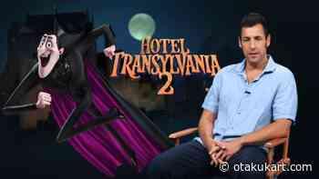 Why Did Adam Sandler Leave Hotel Transylvania 4? - OtakuKart
