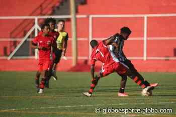 Com gol no fim, Atlético-MG vence Araguari pela estreia do Mineiro sub-20 - globoesporte.com