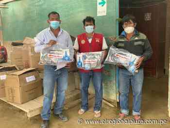 Sechura: Miski Mayo entrega más de 300 kits de protección personal y de limpieza a familias - El Regional