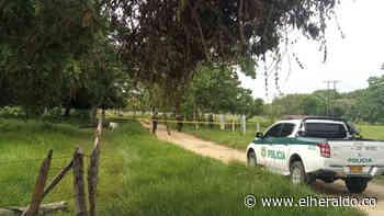 Hallan mujer muerta dentro de un potrero en Ayapel, Córdoba - EL HERALDO