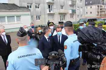 Eure. Gérald Darmanin annonce « une nouvelle gendarmerie à Gaillon d'ici cinq ans » - L'Impartial