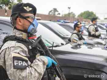 Viajaban en colectivo de Río Cuarto a Carlos Paz con 3.200 dosis de marihuana - eldoce