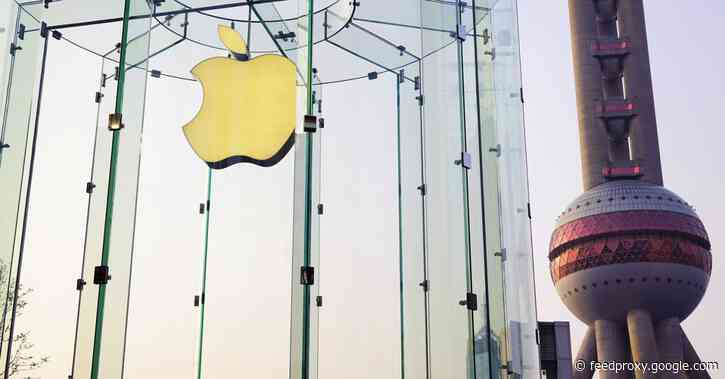 Apple refutes new report claiming it compromised iCloud security to appease China regulators