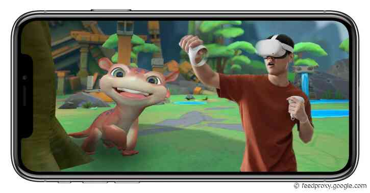Oculus update set to enable impressive mixed reality capture on iPhone XS and later