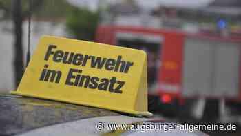 Akku explodiert in Wolnzach: Erheblicher Schaden - Augsburger Allgemeine