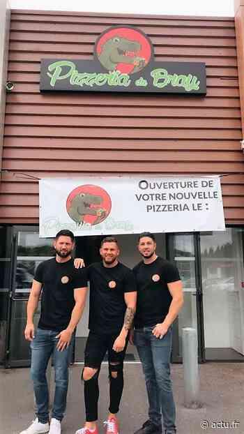 Eure/Oise. Ils parient sur les distributeurs de pizzas à Gisors et dans le Vexin - actu.fr