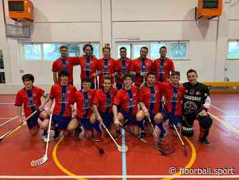 Floorball Club Milano winner of the Italian Cup 2021 - IFF Main Site - International Floorball Federation