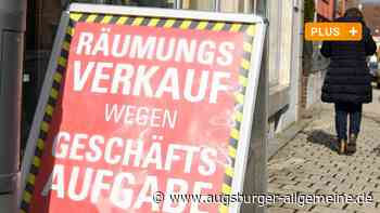 Kampf gegen Leerstände: Die Burgauer Innenstadt soll gefördert werden - Augsburger Allgemeine