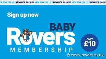 Sign your new arrival up to Baby Rovers!
