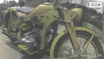 Boizenburg: Oldtimer-Motorrad gestohlen   svz.de - svz – Schweriner Volkszeitung