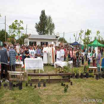"""Campaña """"Cuidemos la casa común"""" en Gregorio de Laferrere - aica.org"""