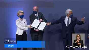 Está assinado o compromisso social do Porto - RTP