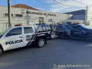 Presos da carceragem de Siqueira Campos são transferidos e local deve ser fechado - Folha Extra