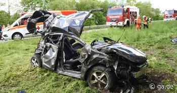 A61 Bad Neuenahr-Ahrweiler: Auto überschlägt sich mehrfach - General-Anzeiger Bonn