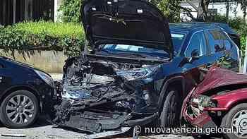 Portogruaro, due incidenti in poche ore a Borgo San Nicolò - La Nuova Venezia