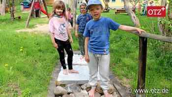 Viel Bewegung und Wasser marsch in Bad Blankenburg - Ostthüringer Zeitung