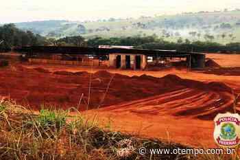 PF deflagra operação para combater extração irregular de minério, em Nova Lima - O Tempo
