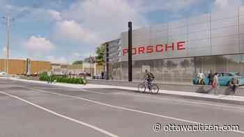 Committee endorses property tax break for new Porsche dealership in Vanier - Ottawa Citizen
