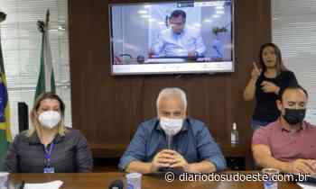 Guarapuava e Capanema endurecem as medidas de enfrentamento a pandemia - Diário do Sudoeste