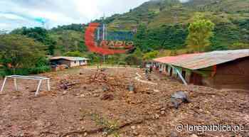 Cajamarca: huaico arrasa con colegio de Ajipampa en provincia de Chota - LaRepública.pe