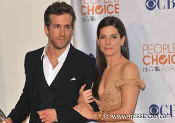 Ryan Reynolds Reuniting With Sandra Bullock On The Big Screen, Upsetting Blake Lively? - Gossip Cop