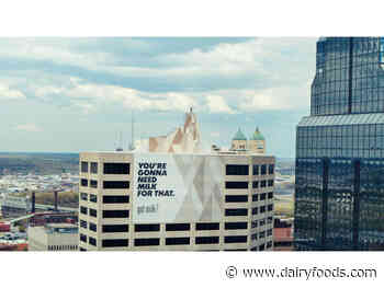 MilkPEP debuts 'You're Gonna Need Milk for That' campaign