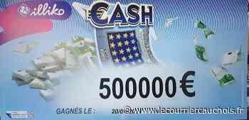 Montivilliers. Il remporte 500 000 € à un jeu à gratter ! - Le Courrier Cauchois