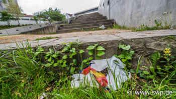 Müllsheriffs in Eislingen: Müllsünder bleiben unentdeckt – Stadt nimmt McDonalds und Burgerking in die Pflicht - SWP