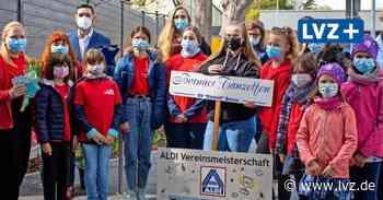 Aldi-Vereinsmeisterschaft in Borna: Sechs Vereine im Glück - Leipziger Volkszeitung
