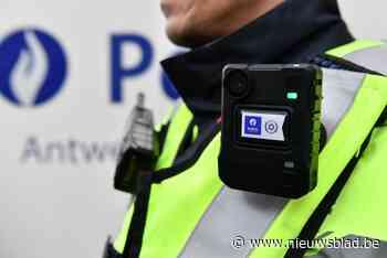 Agenten buurgemeenten mogen bodycams dragen in Kapellen en Stabroek