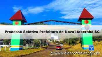 Prefeitura de Nova Itaberaba-SC: Inscrições Abertas - DIARIO OFICIAL DF - DODF CONCURSOS