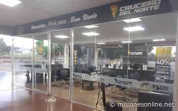 """Crucero del Norte inauguró una sala """"VIP"""" en la Terminal de Posadas que ofrece varias comodidades a los pasajeros - Misiones OnLine"""