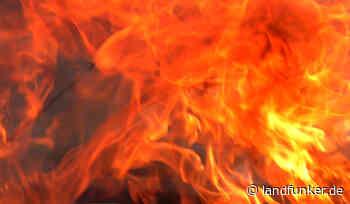 Dettenheim   Pkw durch Brand zerstört - Polizei sucht Zeugen - Landfunker