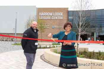 Majority of facilities now open in new Hornchurch leisure centre   Time 107.5 fm - Time 107.5