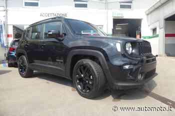 Vendo Jeep Renegade 1.0 T3 Night Eagle nuova a Romano di Lombardia, Bergamo (codice 9001143) - Automoto.it - Automoto.it