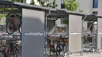 Drei Bike+Ride-Stationen in Mammendorf - Merkur.de