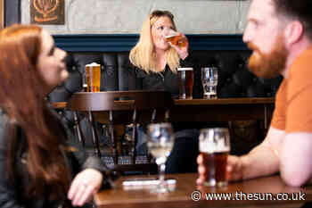 Pubs in Scotland could close in DAYS as Indian variant spreads... - The Sun