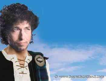 Bard debt: Bob Dylan and Scotland - HeraldScotland