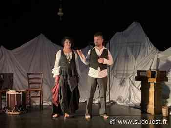 Hendaye : « Txantxangorri », une création sortie de Mendi Zolan par le duo Berezko - Sud Ouest