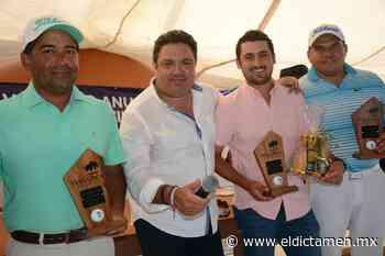 Se realiza el Torneo Anual del Club de Golf La Villa Rica - El Dictamen