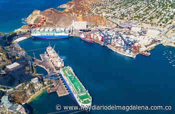 Trabajo entre EE.UU. y el Puerto de Santa Marta logra éxito exportador - HOY DIARIO DEL MAGDALENA
