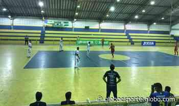 Luis Henrique faz três gols e garante Itaporanga na próxima fase da Copa do Brasil de Futsal - globoesporte.com